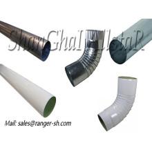 Gouttière en aluminium métal automatique roll machines de formage