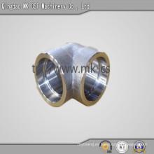 Codo de soldadura OEM con ISO 9001: 2008