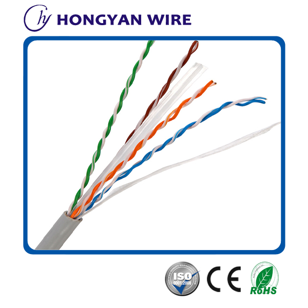 Cat6 UTP 23AWG LAN Cable