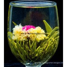 Shui Se Chun Xiang thé vert florissant-BMG073