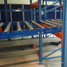 China Manufacturer Gravity Pallet Racking for Live Storage