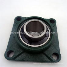 Inserte el rodamiento de bolitas UCF207 cojinete del bloque de almohada UC207