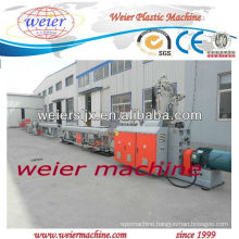 20-110mm plastic HDPE PP pipe making machinery