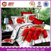 Forme el nuevo diseño bastante elegante tela impresa 100% del algodón hilado