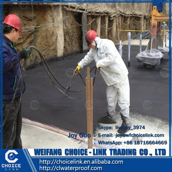 for roof two component polyurethane waterproofing coating