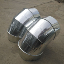 90 degree elbow elbow of galvanized pipe
