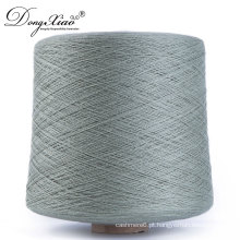 A amostra gratuita do fornecedor da China fornece Eco Friendly Nm26 / 2 Atacado 100% fio de lã Fio tricô