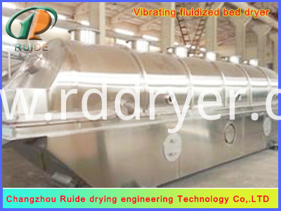 ZLG Model Fluid Bed Dryer