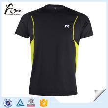 Desgaste Running do t-shirt dos homens personalizados