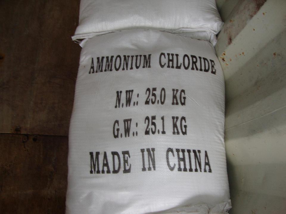 Purity 99 5 Ammonium Chloride