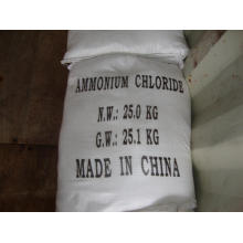 2016 Most Competitive Price of Ammonium Chloride 99.5min