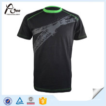 Plain Sports Sublimation T Shirt Running Wear