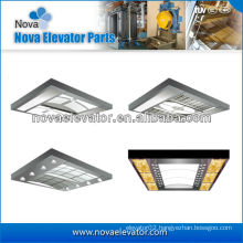Elevator Cabin Decoration, Elevator Ceiling, Lift Car Ceiling
