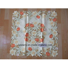 Lily Flower Embroidery Tablecloth 6105