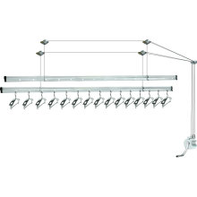 wall mounted clothes hanger rack clothes drying rack ceiling fix