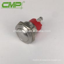 19mm Metall Ein-Aus-Druckschalter