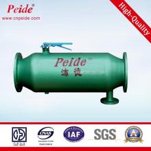 Système de filtration de l'eau de réchauffement de type P
