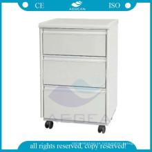 AG-BC003 con ruedas muebles de cabecera de madera usados gabinetes médicos