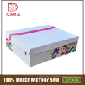 Wholesale new design popular custom multicolored corrugated box for fresh mango