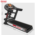 Gym Semi Komersial Treadmill Lipat