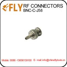 RF COAXIAL CONNECTORS