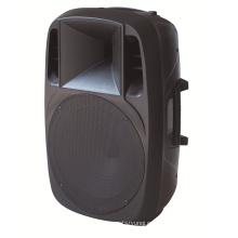 Altavoz de Bluetooth de la carretilla de 15 pulgadas con la batería de litio del banco de la energía 13200mAh Cx-28