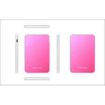 Banco caliente del poder de la venta del nuevo diseño 2016 con memoria USB