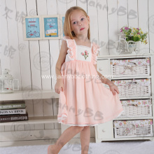 wholesale smocked childrens clothing pinanfore dress