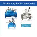 Válvula de control hidráulica automática