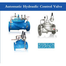 Автоматический гидравлический клапан