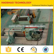 Machine de découpage de bobine d'acier de qualité supérieure HR CR SS GI pour le découpage