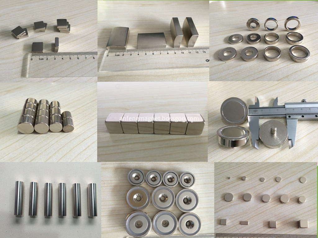 Neodymium Magnets Tailor Made