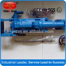 Broca de rocha pneumática manual da máquina de perfuração Y26