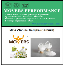 Bodybuilding OEM Beta-Alanina Complejo (fórmula)