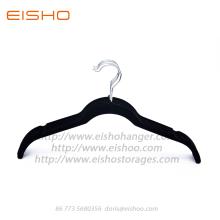 EISHO Adult Black Velvet Shirt Hanger FV006-42