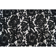 Hot Sale Embroidery Cotton Lace Accessories Fabric (6220)