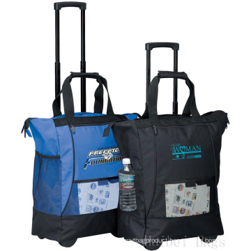 on The Go Rolling Tote Bag (hbny-14)