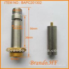 Tête de pilotage solénoïde de la série de type de fil 0927 pour vanne solénoïde pneumatique
