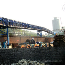 DIN/Cema/ASTM/Sha Standard Pipe Belt Conveyor Systems/ Tubular Belt Conveyor
