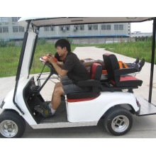OEM for Electric Police Golf Carts 2 seats chinese rescue ambulance golf cart for sale supply to Ukraine Manufacturers