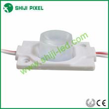 Módulo branco Epistar SMD2835 da injeção da luz da letra do canal do diodo emissor de luz do poder superior de alta qualidade 1,5 watts