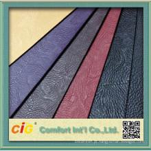 Moda couro chinês de PVC para assento de carro