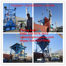 Port Hopper Grain Hopper Bulk Hopper