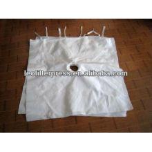 Filtrez le tissu filtrant de presse, tissu filtrant, tissu filtrant de plat de filtre