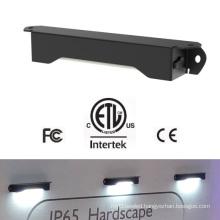 12V 3.5W Beam Angle Adjustable Waterproof LED Landscape Step Light