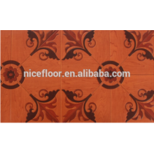 Porcelain Parquet wood flooring high quality