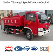 4.5ton Dongfeng Brand New Fire Truck Sprinkler Truck Euro3