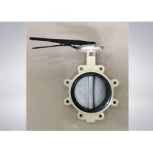 Поворотный дисковый поворотный дисковый поворотный затвор с сертификатом Ce & ISO & Wras