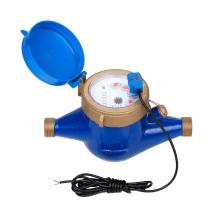 Многоструйный измеритель расхода воды с импульсным выходом (1 л / импульс)
