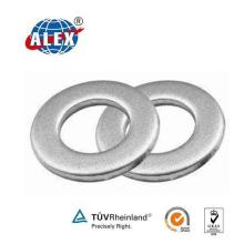 Carbon Steel Rail Plain Washer